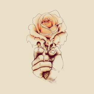 Rose a la Mode