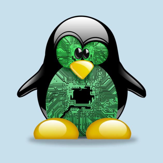 linux tux linux t shirt teepublic