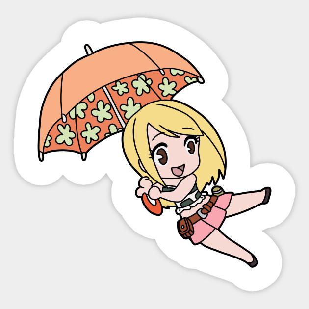 Fairy Tale Lucy Heartfilia Sticker