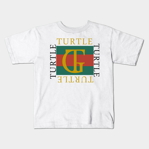 1a0c08c5 Turtle Gucci - Gucci - Kids T-Shirt | TeePublic