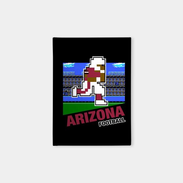 Arizona Football Pixel Art