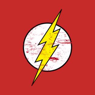 The flash t-shirts