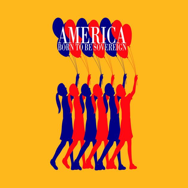 Sovereign American Girls