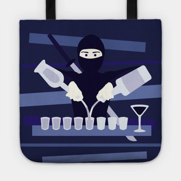 Ninja Bartender
