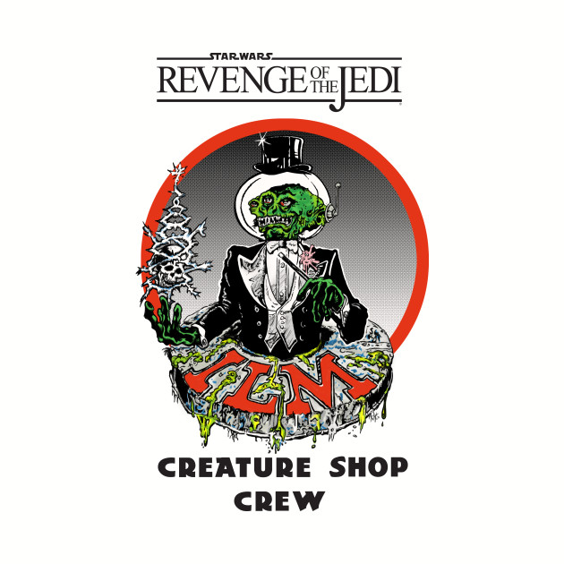 Revenge of the Jedi - ILM Creature Shop Crew