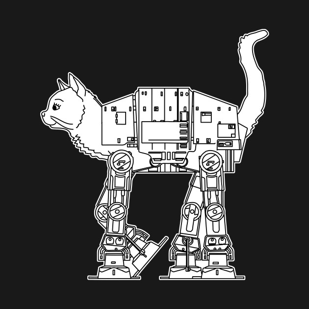 Cat-Cat Imperal Walker