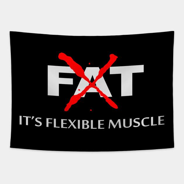 Funny Fat Flexible Muscle Joke Gifts