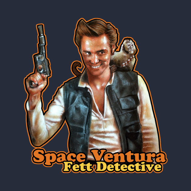 Space Ventura - Fett Detective