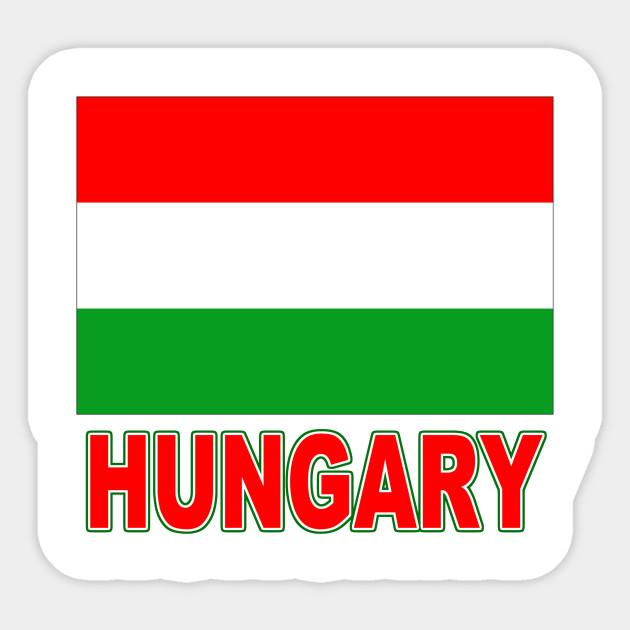 Hungary Spatter Flag Hungarian Pride Zászló Magyar Büszkeség Hoodie Pullover