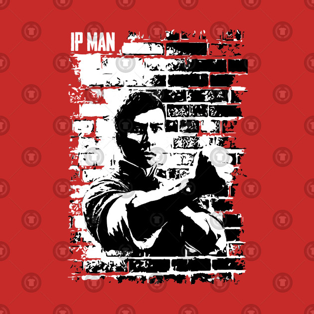 Ip man wall