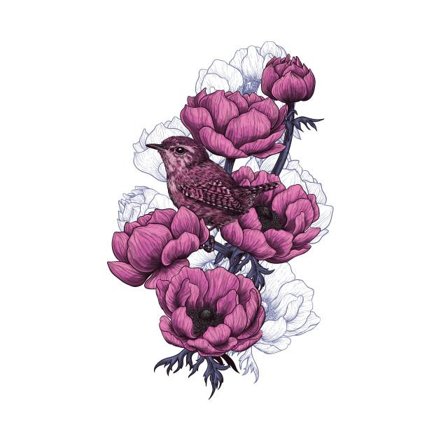 Wren bouquet