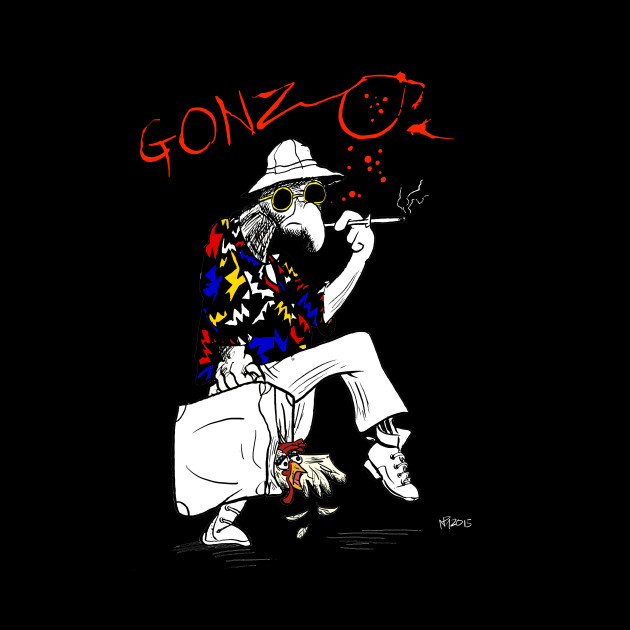 Gonzo (Fear and Loathing Parody)