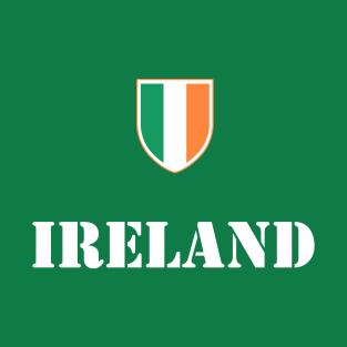 Ireland Irish Flag Saint Patrick Day T-Shirt 27d56f929