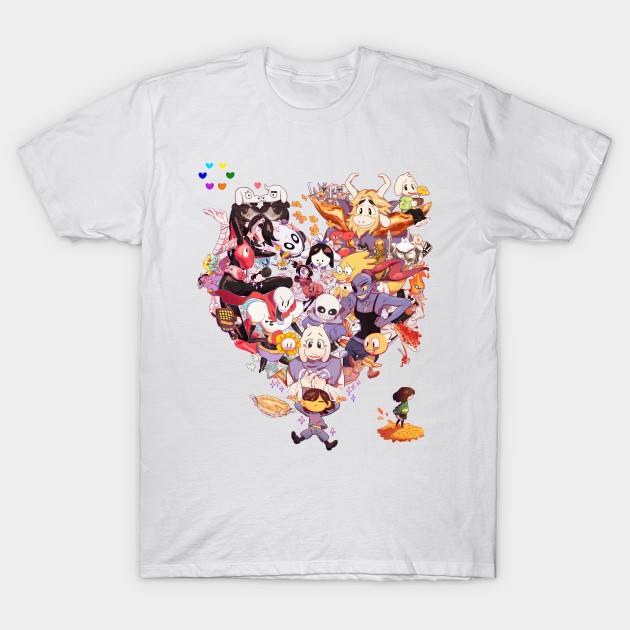 Undertale T-Shirt-TOZ
