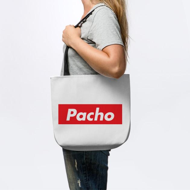 1c215d48c893 Pacho Supreme - Pacho Herrera - Tote | TeePublic