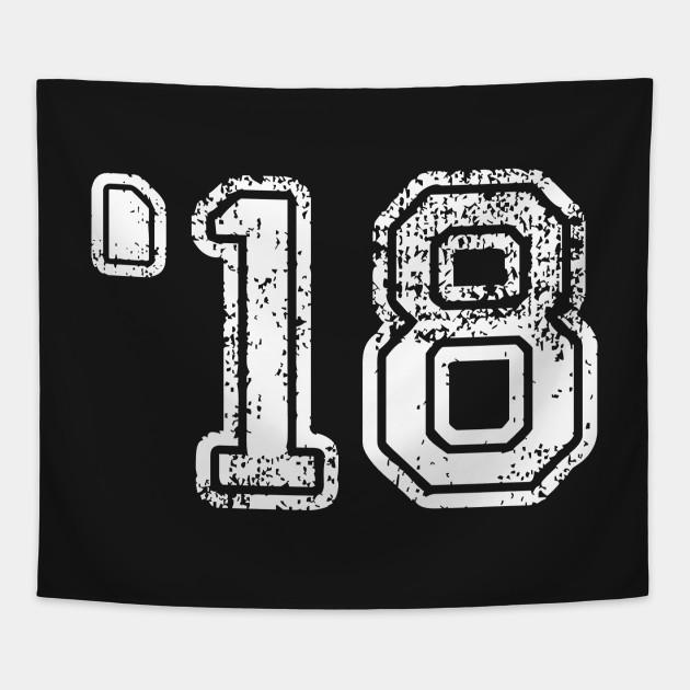'18 - 2018 - Class of 2018