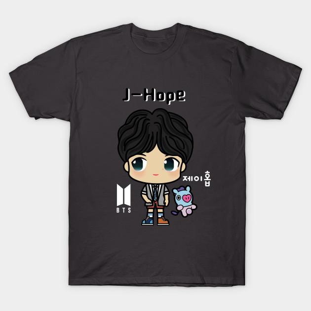 Jhope Bangtan Sonyeondan T