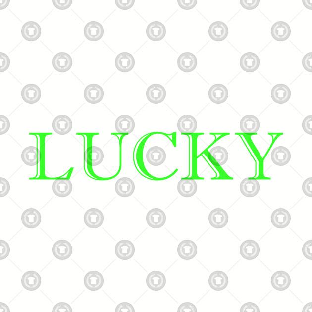 Unique Lucky Design - St Patrics Day