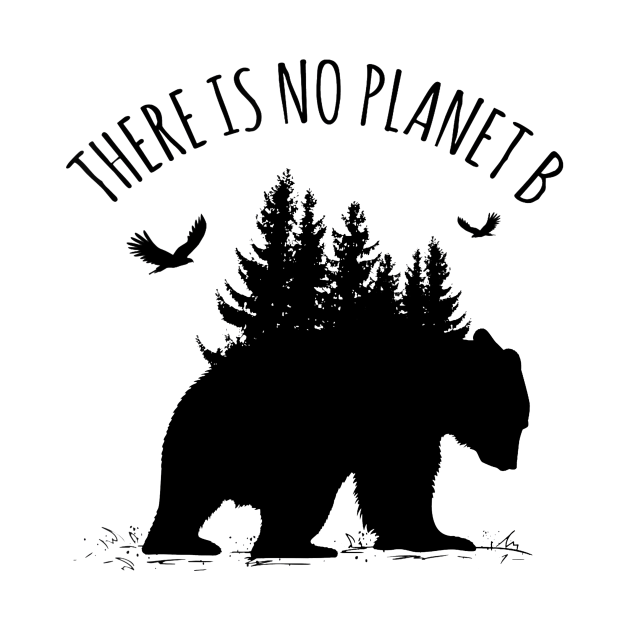 There is No Planet B Save Our Planet
