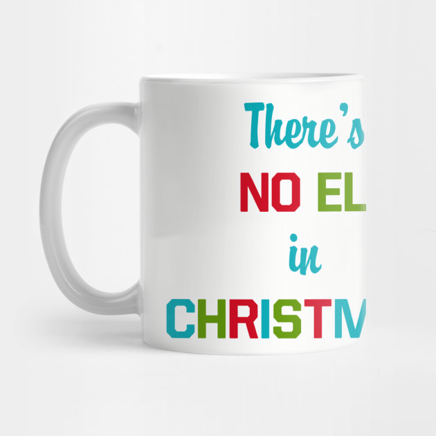 Coffee Christmas Puns.There S No El In Christmas By Cafepretzel