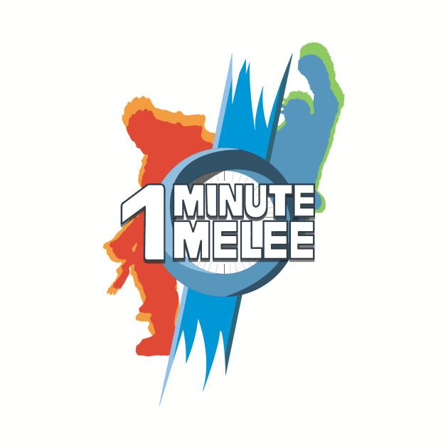 One Minute Melee - Red, orange, Blue & green