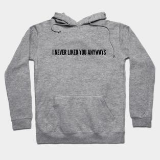 Irritant X Design HOODIE hoody Warning Annoying Top Present birthday funny gift
