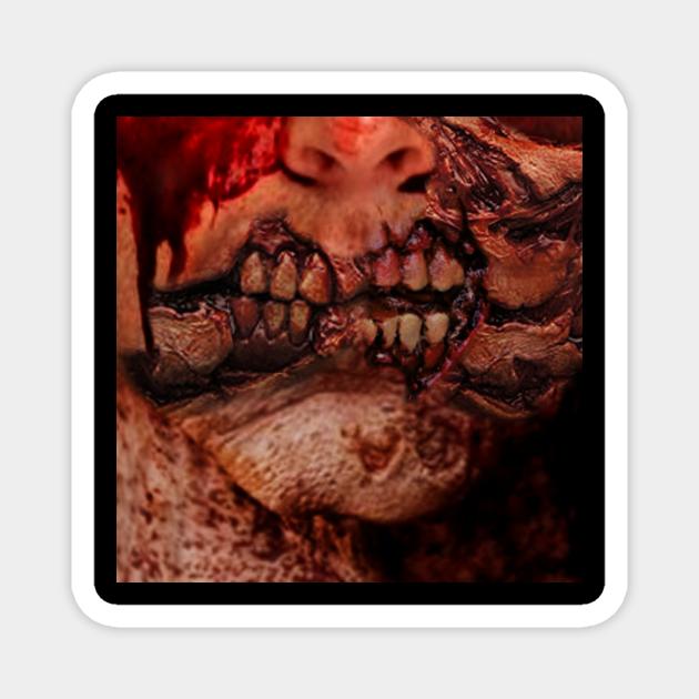 Halloween Zombie Costume Mask