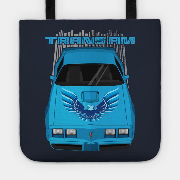 Firebird Trans Am 79-81 - Atlantis blue