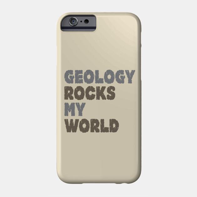 Geology Rocks My World