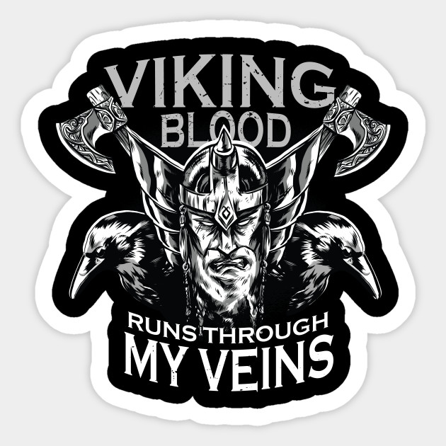 Viking Blood T Shirt