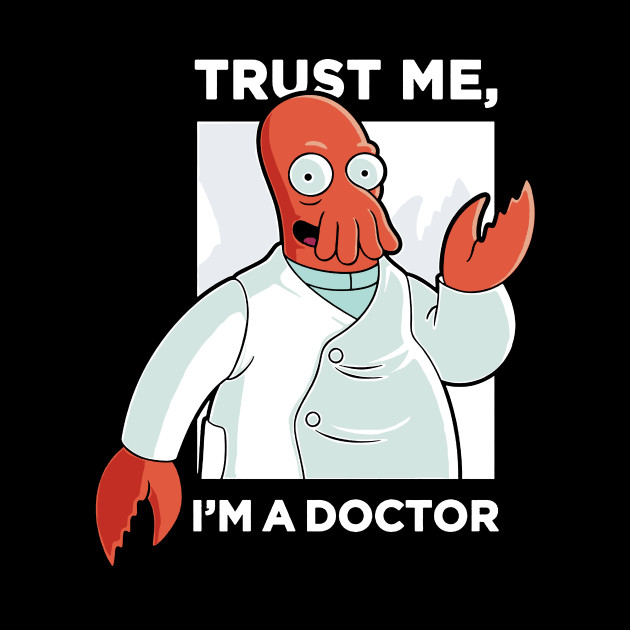 Doctor Zoidberg Who