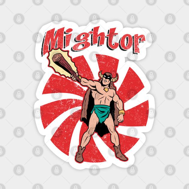 Vintage Mighty Mightor