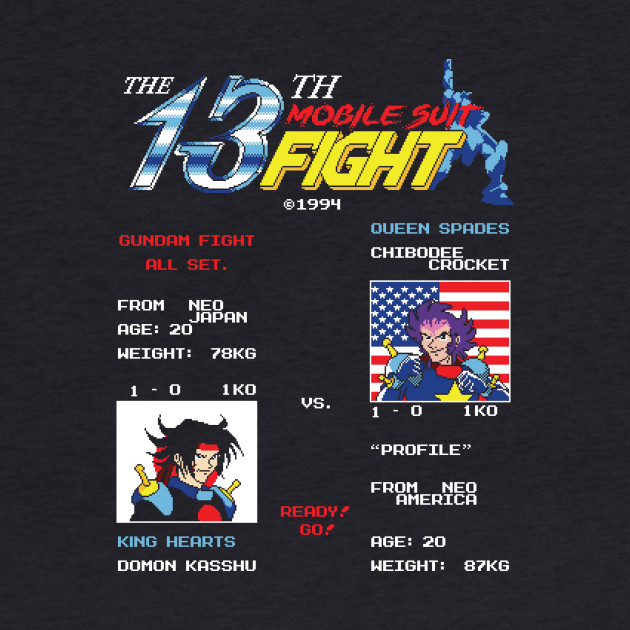 The 13th Fight!