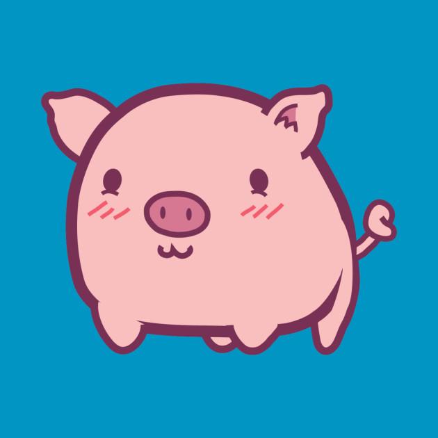 peroogy the pig