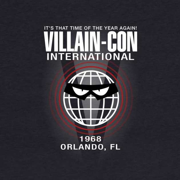 VILLAIN-CON INTERNATIONAL