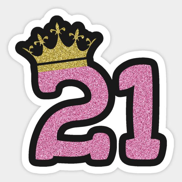 21 день рождения