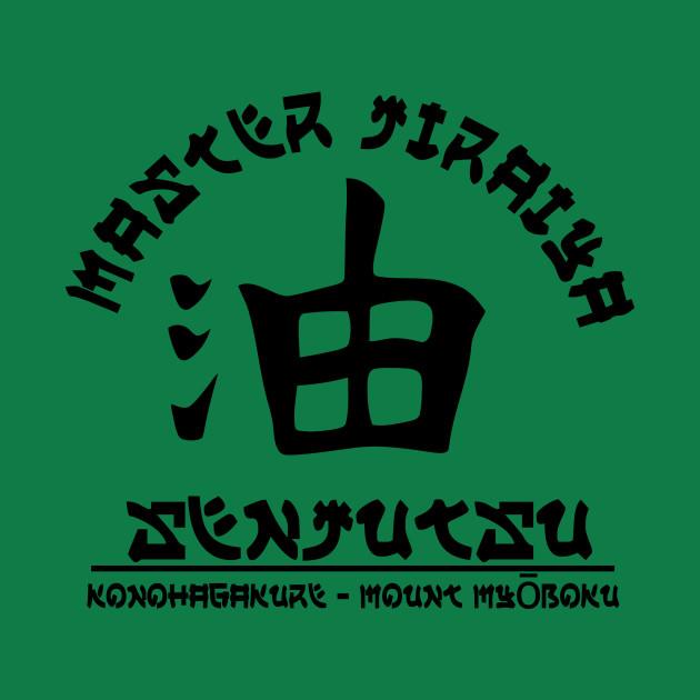 Master Jiraiya