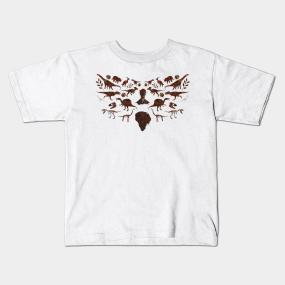 61efa2b3 Jurassic World Fallen Kingdom Kids T-Shirts   TeePublic