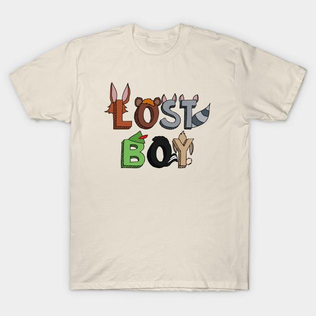 6933c38b878 Lost Boy - Peter Pan - T-Shirt