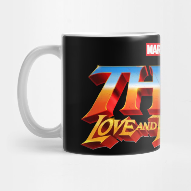 Thor Love and Thunder by trendyep