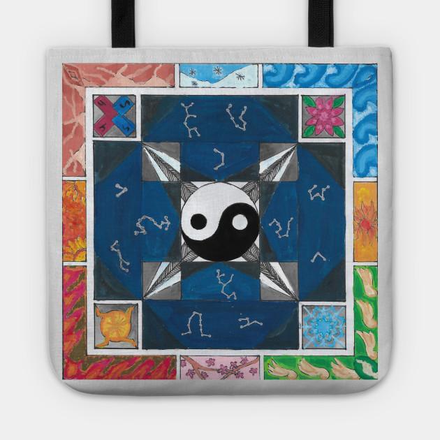 Mandala Design - Tote Bag