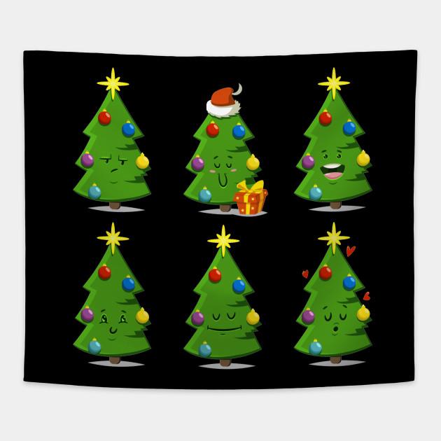 Christmas Tree Emoji.Christmas Tree Emoji Xmas Tree Christmas Costume Gifts