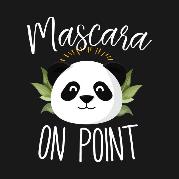 Panda Mascara on Point