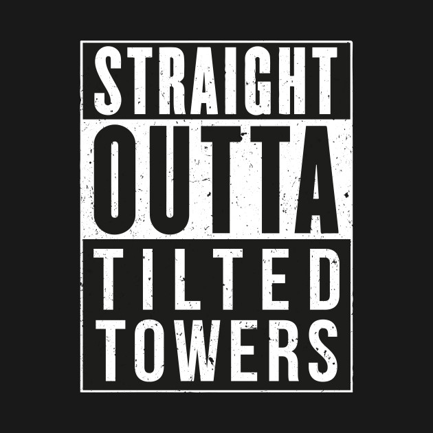Fortnite Battle Royale - Straight Outta Tilted Towers