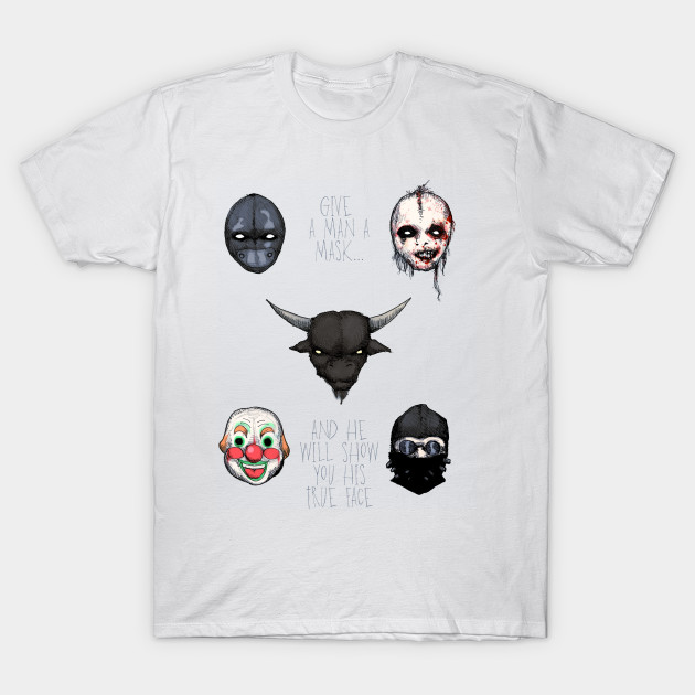 AHS Masks T-Shirt-TOZ