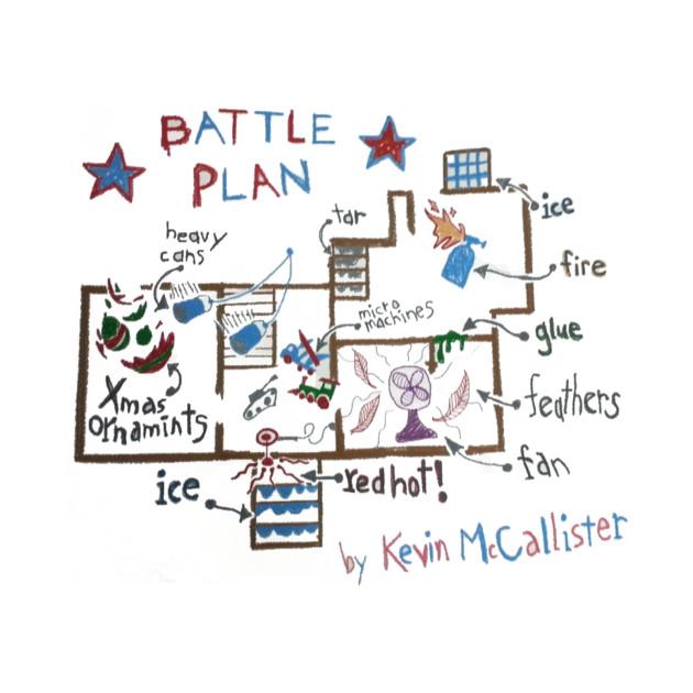 Battle Plan by Kevin McCallister