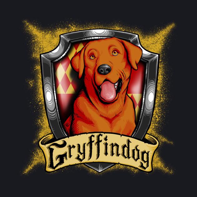 Hairy Pupper House Gryffindog