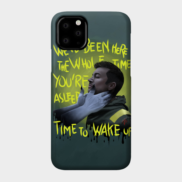 Whole Blurryface Edit iphone case