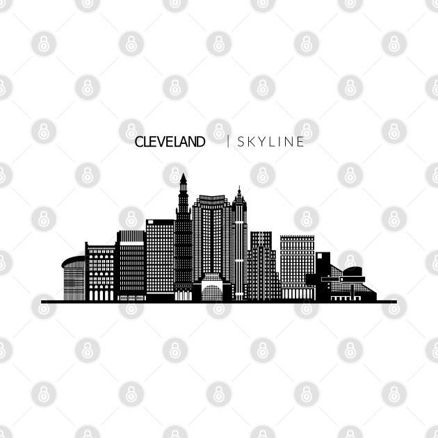Cleveland City Skyline Travel