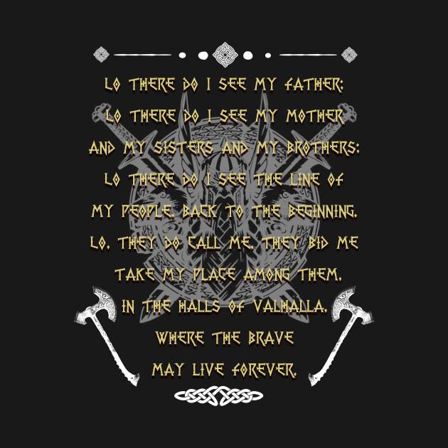 4c212946 Sons of Odin Axe TShirt Beard Vikings Hall of Valhalla Tee